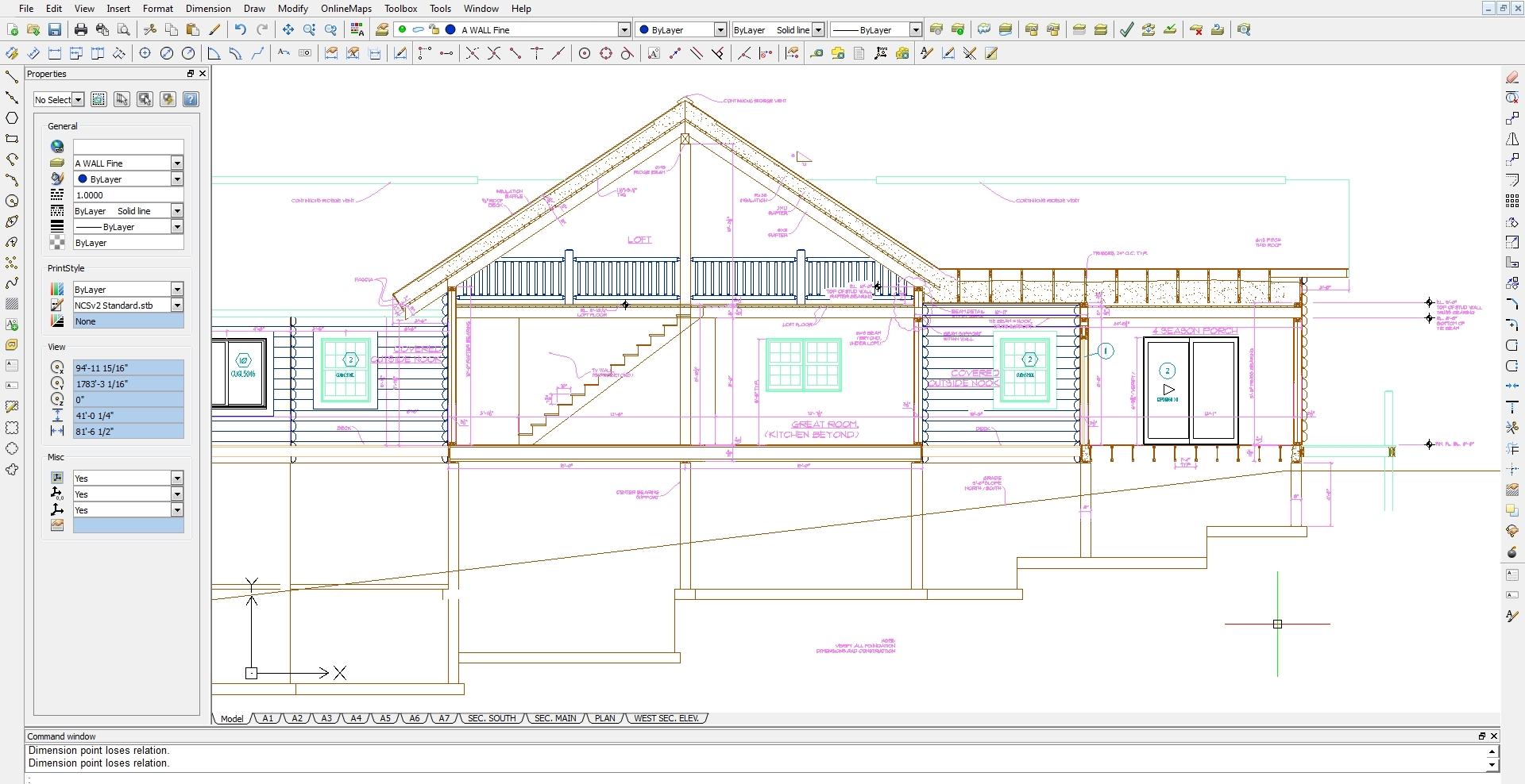 residential CAD